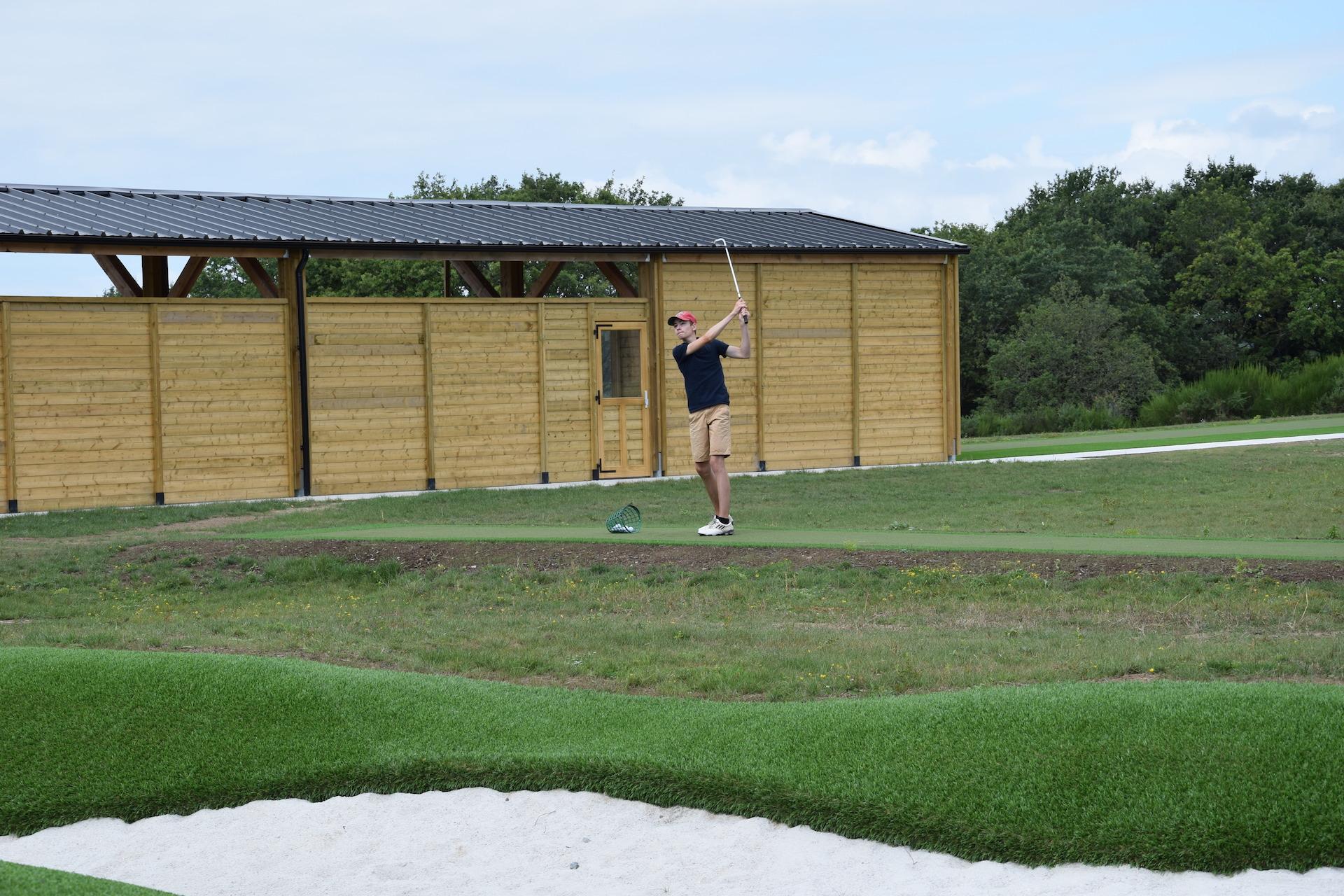 Académie Golf Vannes Atlantheix